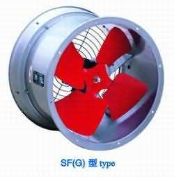 SF风机 SFG轴流风机